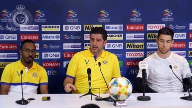 فيتوريا: سنخوض مباراة الوصل بطريقة النهائيات