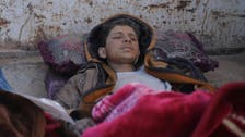 Wounded and alone, children emerge from last ISIS enclave