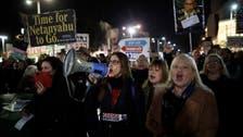 اسرائیل: نیتن یاہو پر بدعنوانیوں کے الزامات میں فردِ جُرم کے خلاف اور حق میں ریلیاں