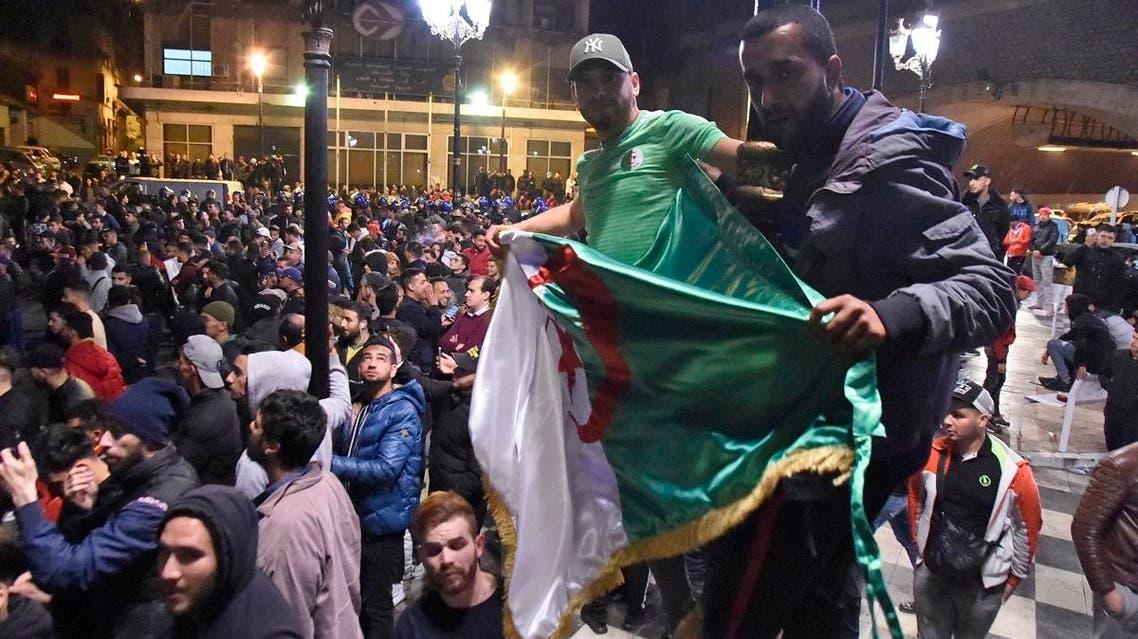 Algeria students protests Abdelaziz Bouteflika 2 (AFP)