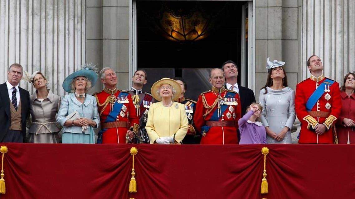 UK royals ap