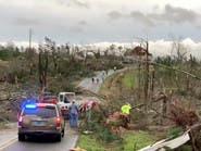 أميركا.. إعصار كارثي يخلف 22 قتيلاً في ألاباما