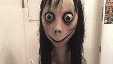'Momo challenge' image creator says has destroyed doll