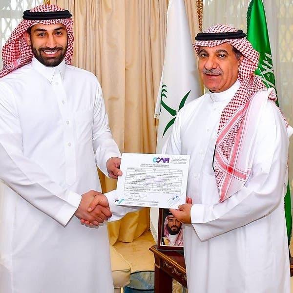 السعودية..وزير الإعلام يسلم رخصة السينما السابعة لـmuvi