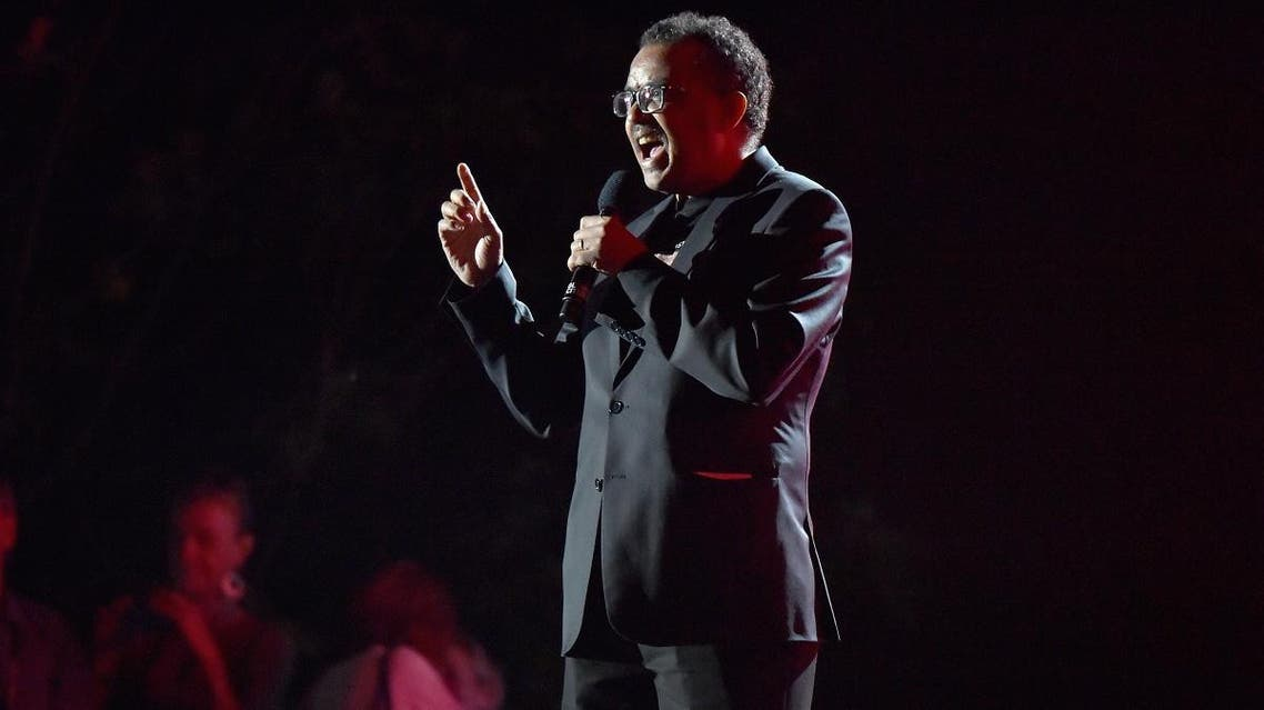 File photo of Dr. Tedros Adhanom, Director General of the World Health Organization. (AFP)