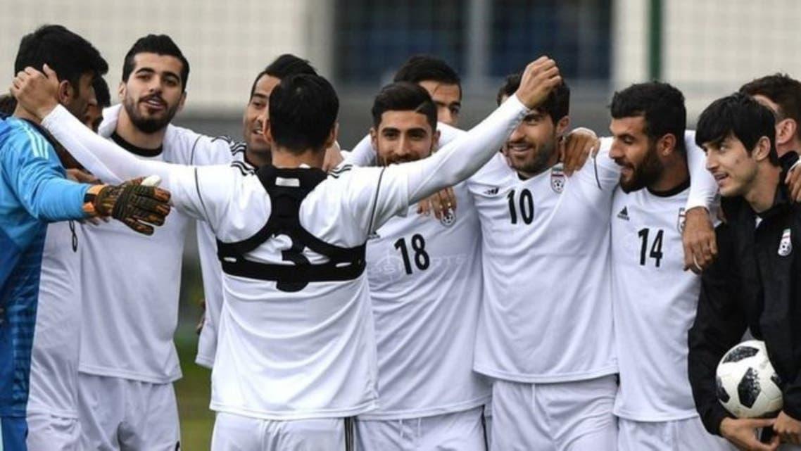 المتخب الإيراني