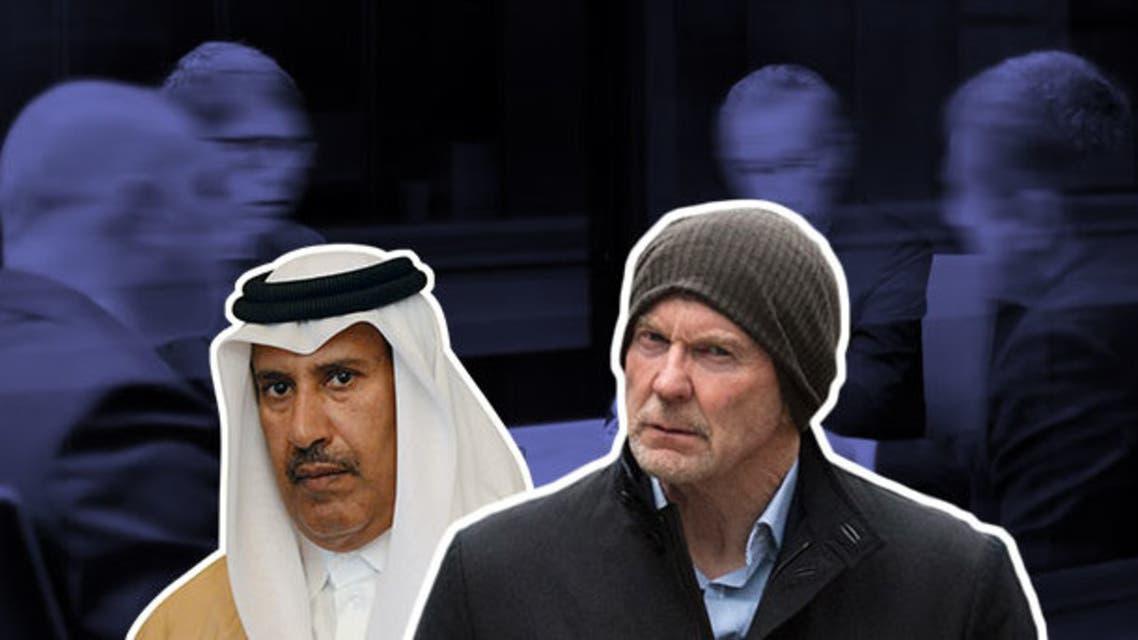 محاكمة باركليز تكشف علاقة حمد بن جاسم وجينكنز السرية