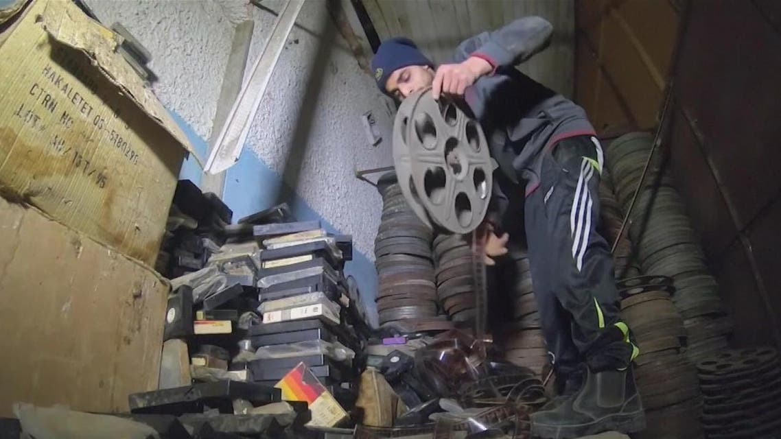 palestine cinema reuters