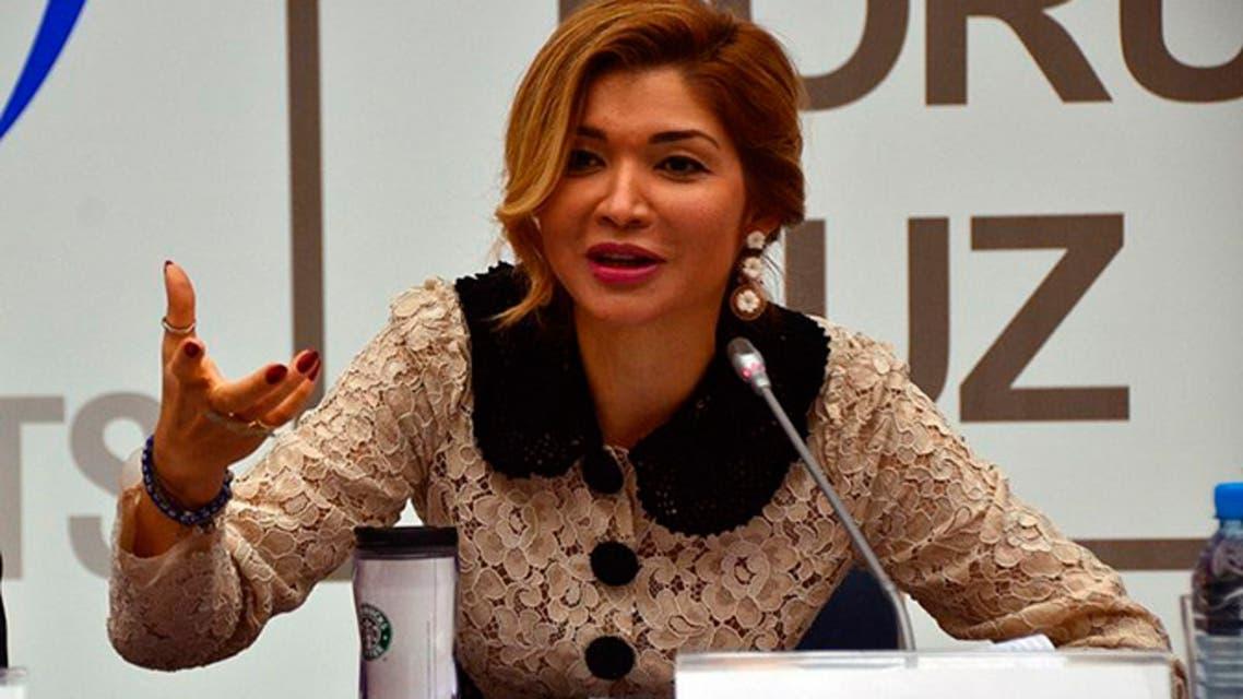 دختر رییسجمهوری سابق ازبکستان از حبس خانگی به زندان فرستاده شد