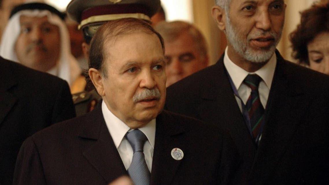 Algerian President Abdelaziz Bouteflika in year 2005. (AP)