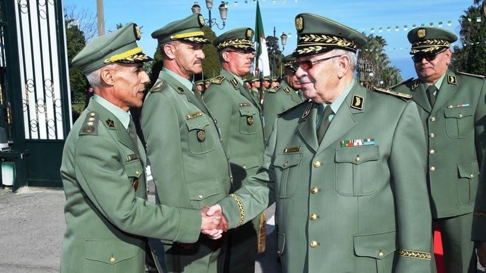 96c05ff59 بيان ثان للجيش الجزائري: سنكون حراس البلاد وفقا للدستور