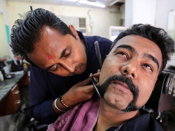 شارب الطيار الذي أطلقت باكستان سراحه.. موضة في الهند