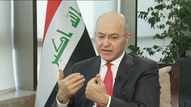 هذا ما غرد به رئيس العراق عن حريق نوتردام