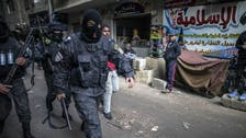 Egyptian forces kill seven militants near Cairo, says government
