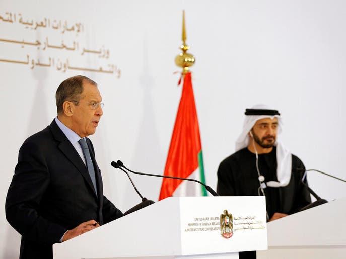 روسيا والإمارات تدعوان لوقف فوري لإطلاق النار في ليبيا