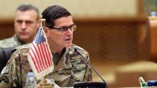 Iran strives to be a 'regional hegemon': US Commander