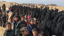 شام کے کیمپوں میں 25 برطانوی خواتین اور 34 بچے موجود ہیں: رپورٹ