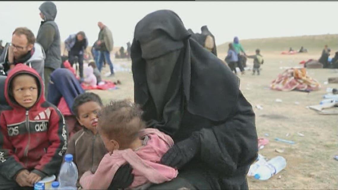 THUMBNAIL_ ماذا طلب البغدادي من أسر مقاتلي داعش في الباغوز؟