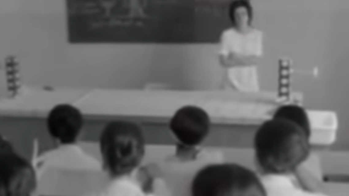 Dar al-Hanan was established as an orphanage and care center for the needy in Jeddah in 1955. (Screengrab: Youtube)