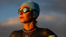 Meet the Saudi mother, wife, and dentist who defeated the Ironman triathlon