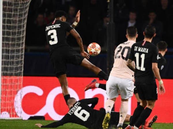 """""""يويفا"""" يدعم قرار احتساب جزائية يونايتد أمام باريس"""