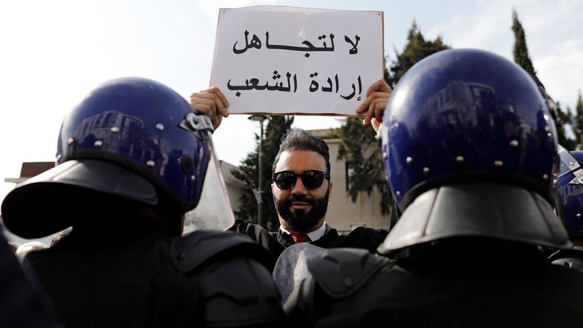 الجزائر - تظاهرات 3