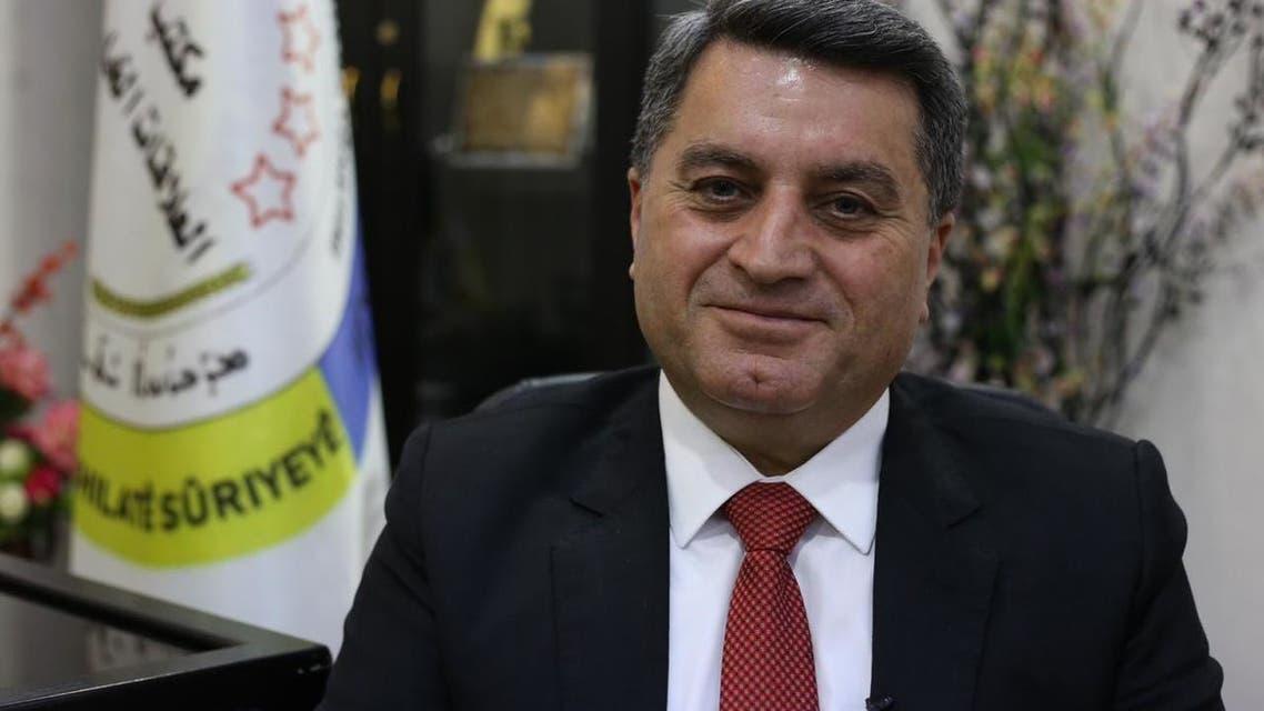 عبدالكريم عمر، الرئيس المشترك لمكتب العلاقات الخارجية في الإدارة الذاتية لشمال وشرق سوريا