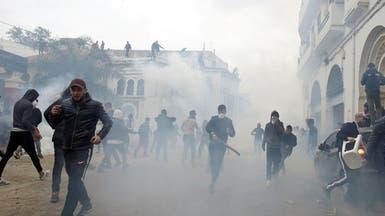 تلفزيون الجزائر: اعتقال 195 شخصا في الاحتجاجات