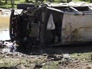 انتحاري يستهدف دورية للتحالف في منبج.. وداعش يتبنى