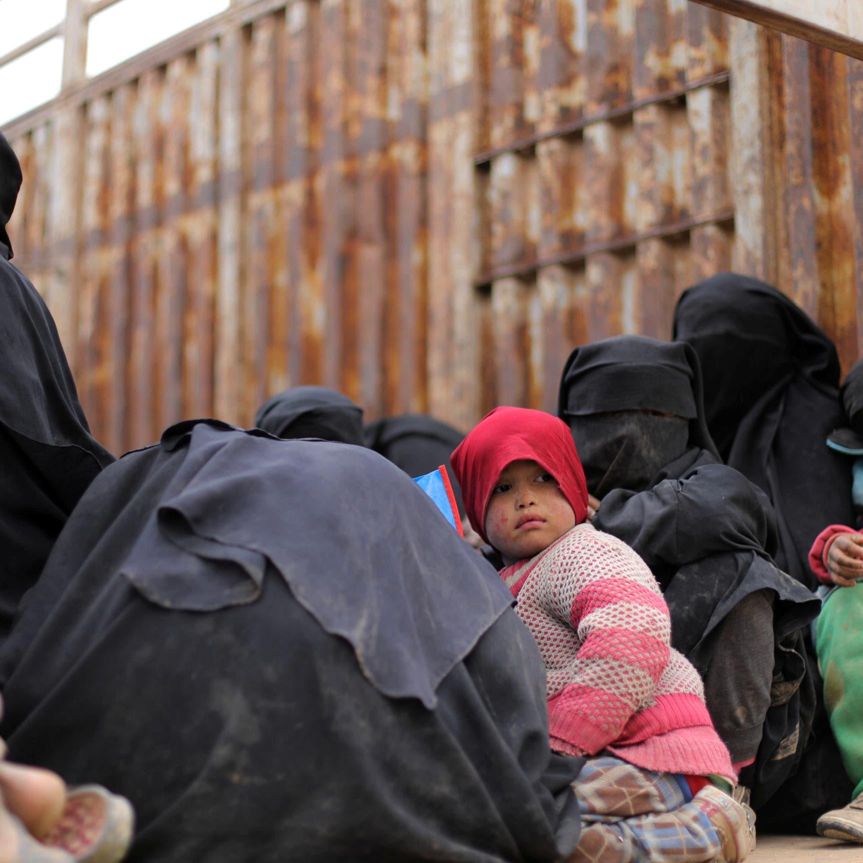 استسلام داعشي جماعي بالباغوز.. والمعركة