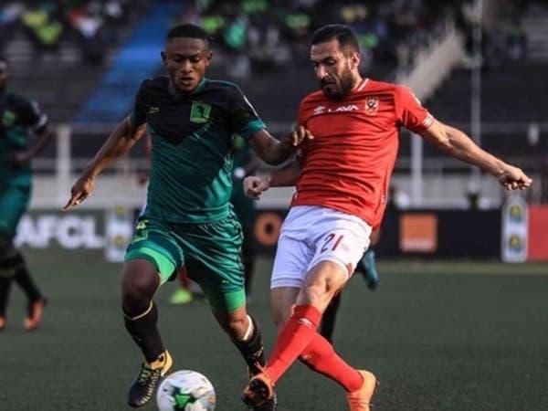 الأهلي المصري يخسر أمام فيتا كلوب في دوري الأبطال