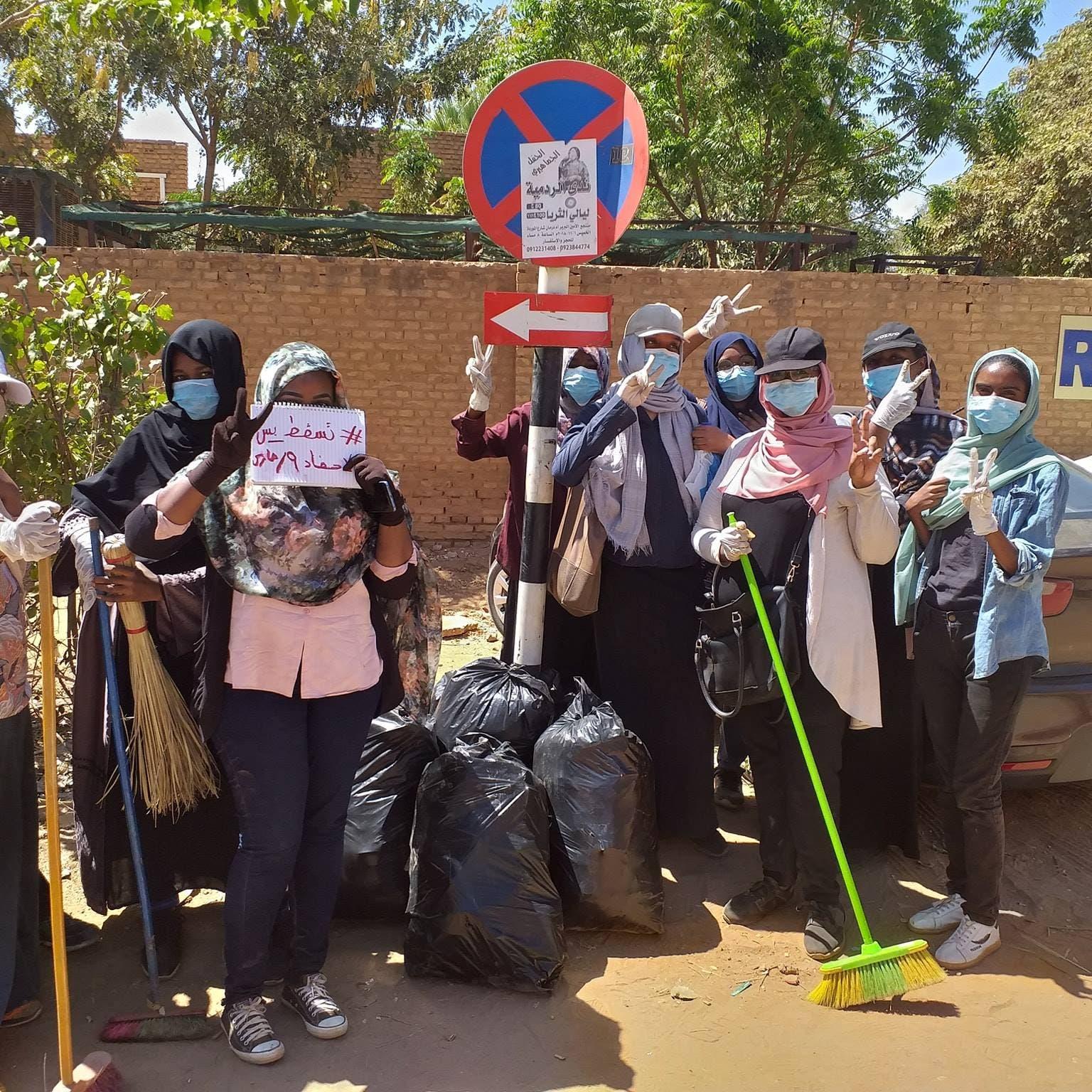 """تجمع المهنيين يغضب نساء السودان.. بـ """"يا مان ويا مانة"""""""