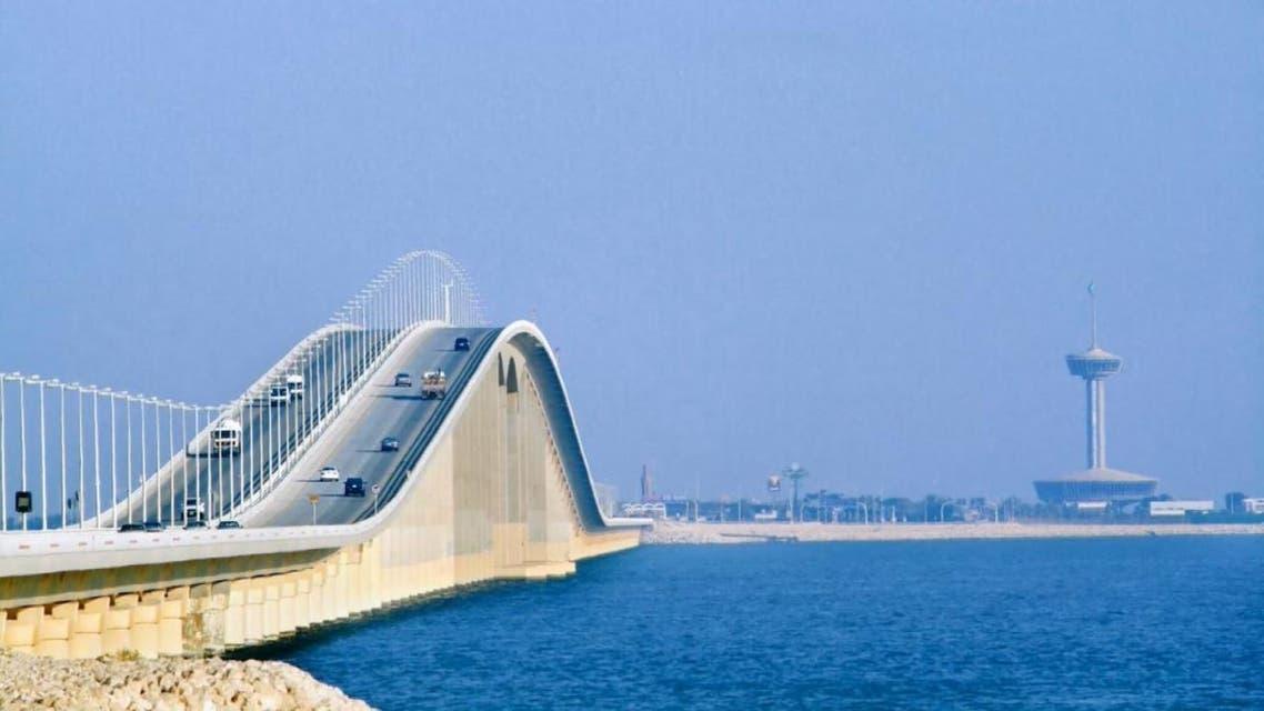 نشرة الرابعة   جسر الملك فهد يحقق أرقاما قياسية من جديد