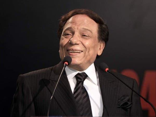 بعد شائعات عن حالته الصحية.. شاهد عادل إمام يحفظ دوره الجديد