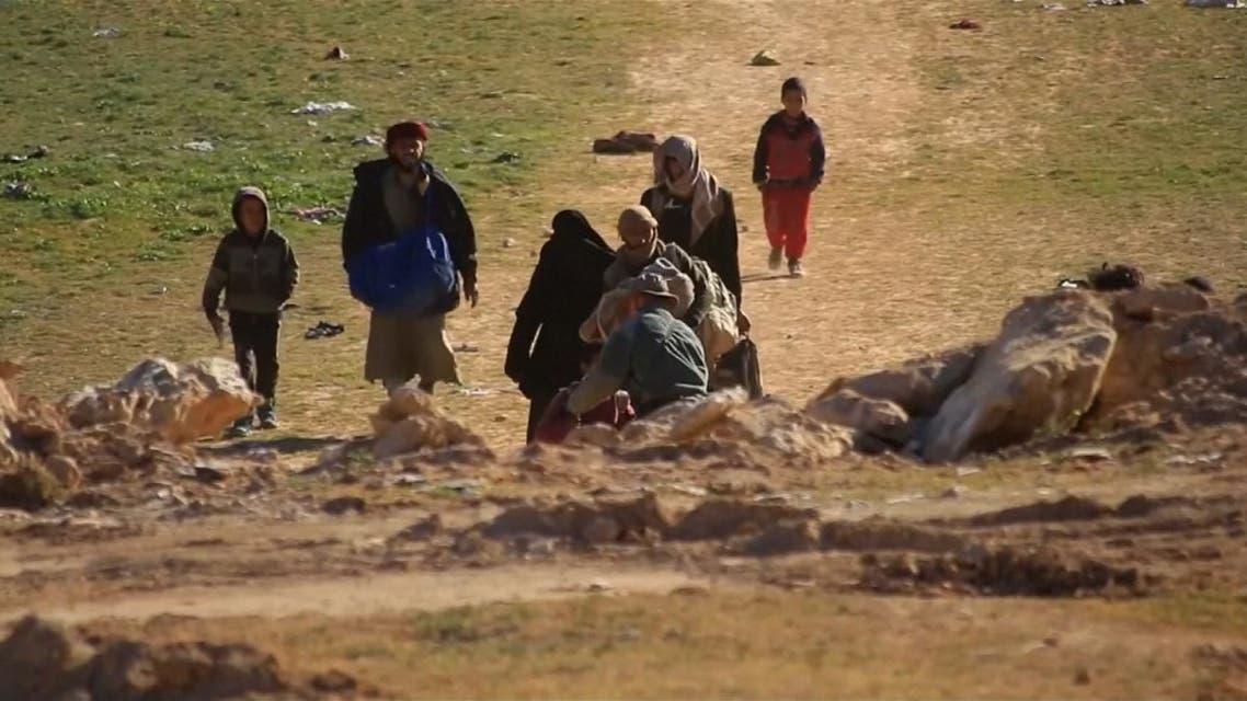 داعش يتعثر في الباغوز