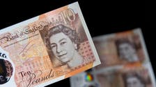 UK'S economy grows by 2.3 percent as COVID-19 lockdown eases