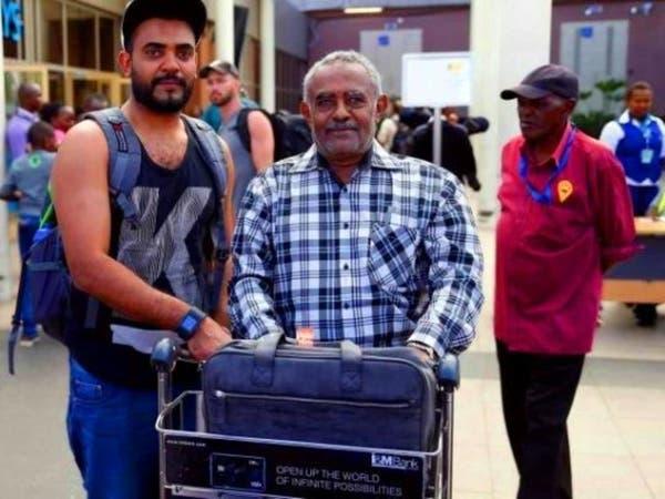 راكب تأخر بالوصول من دبي فنجا من تحطم الطائرة الإثيوبية