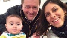 احتجاجاً على اعتقالها بإيران.. زوج راتكليف يضرب عن الطعام