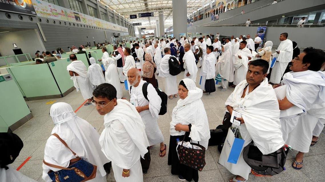 Hajj pilgrims. (AFP)