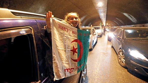 من مظاهرات الجزائر