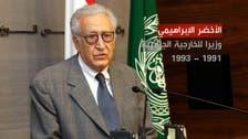الجزائر کے بزرگ سفارت کارالاخضرالابراہیمی قومی کانفرنس کے سربراہ ہوں گے