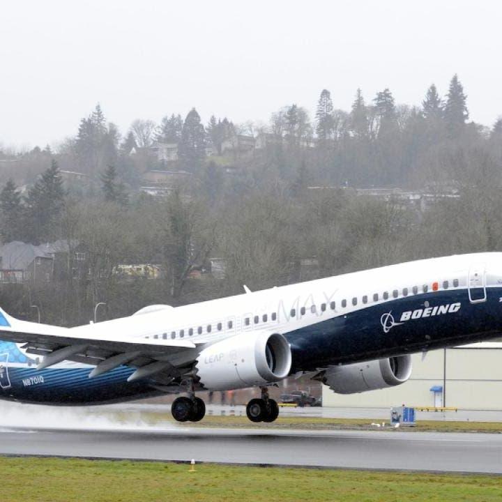 ماليزيا ترفع الحظر عن طائرة بوينغ 737 ماكس