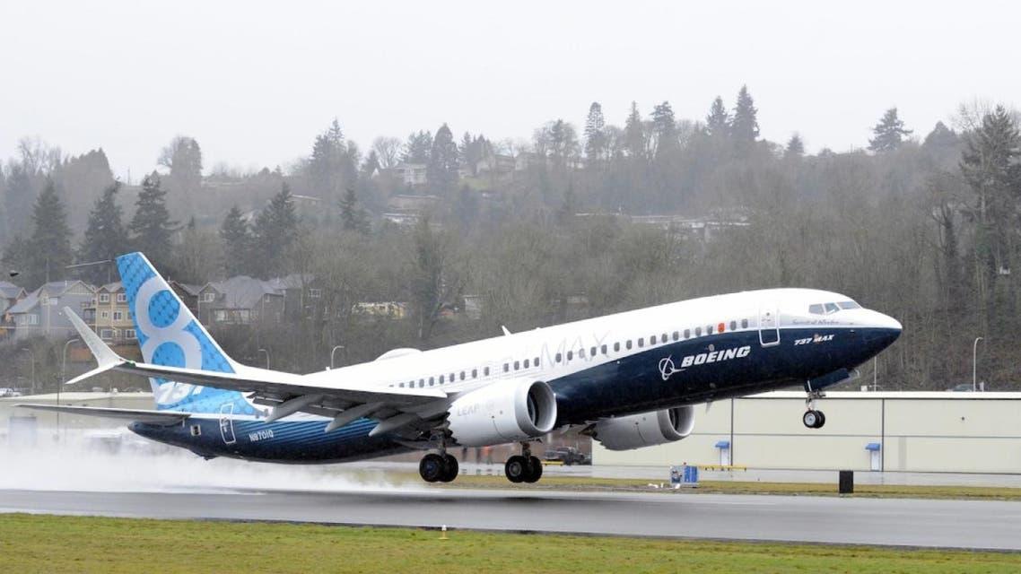 THUMBNAIL_ عيوب طراز 737 ماكس تهدد بوينغ