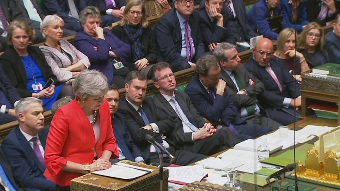 للمرة الثانية.. البرلمان يعرقل خطة ماي لخروج بريطانيا