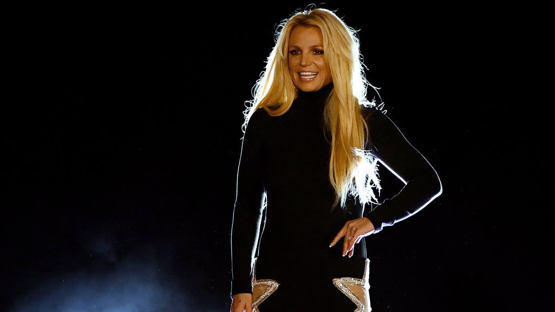 LAS VEGAS, NEVADA - OCTOBER 18: Singer Britney Spears attends the announcement of her new residency, Britney: Domination at Park MGM on October 18, 2018 in Las Vegas, Nevada. Spears will perform 32 shows at Park Theater at Park MGM starting in February 2019. Ethan Miller/Getty Images/AFP
