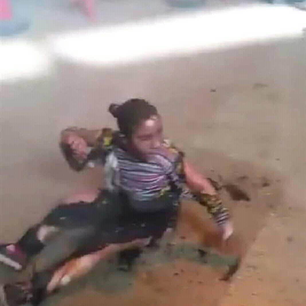 أتذكرون مأساة الطفلة راوية بانفجار محطة مصر؟ ماتت