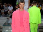 ألوان النيون تغزو الأزياء الرجالية هذا الربيع