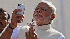 Indian PM Modi in 29-tweet pre-election blitz