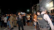 Indonesian police uncover huge explosives stash after suicide blast