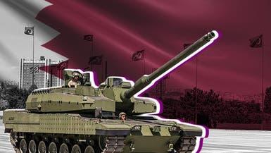 قطر تلتزم بشروط أردوغان.. وتشتري صفقة دبابات تركية